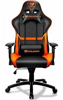 בלתי רגיל כיסא גיימינג חברת Cougar דגם ARMOR Gaming Chair - מחיר בקניית מחשב חדש NI-64